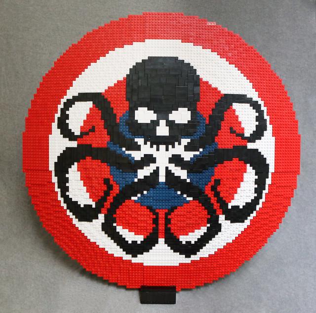 Captain America's Hydra Shield