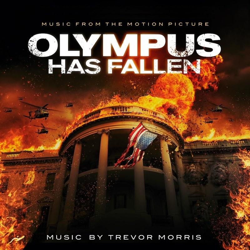 Olympus Has Fallen Alternate #3