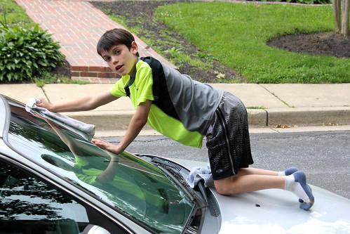 voluntary car wash | by woodleywonderworks