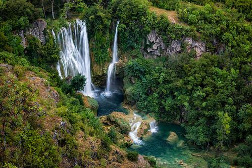 park waterfall croatia national slap vladimir krka manojlovac manojlovacki krzalic