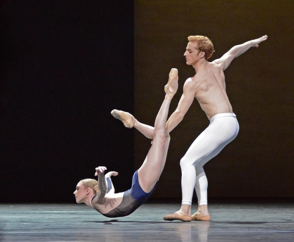 У балерина встал хуй фото — pic 5