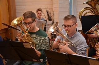 SYBB 2014-01-04 - Horn - Oscar och Emil