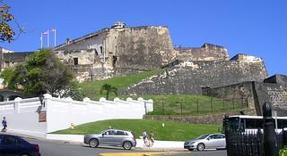 San Juan - Castillo San Cristobal