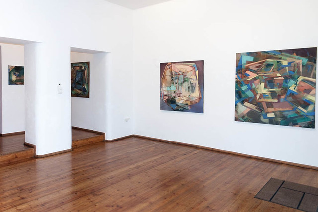 Cubic Worlds 4G, Galerie Heufelder, München, 2014.