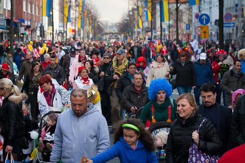 Karnevalszug Ehrenfeld