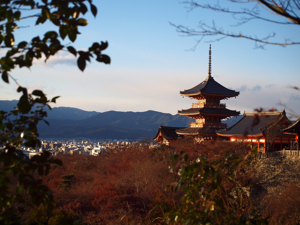 Kyoto, Japan   清水寺 Kiyomizu-dera   Alejandro   Flickr