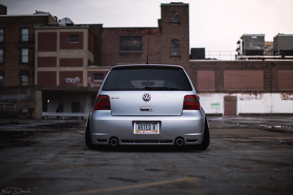 Brandon Grudeski // MKIV Volkswagen R32 | Shot With: Canon 5