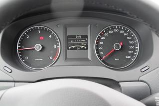 Instrument panel, 2014 Volkswagen Jetta Diesel | It is nice … | Flickr