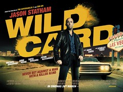 Statham Looks Hard As WILD CARD UK Trailer & Poster Hits!