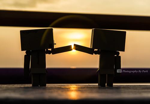 sunset sky moon mountains canon stars landscape restaurant 南投 夕陽 風景 50mmf14 餐廳 nantou 山上 24105mmf4 星月天空 danboard 阿愣 紙箱人 5dmarkiii