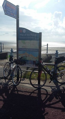 morecombe arrival | by cycle-seven