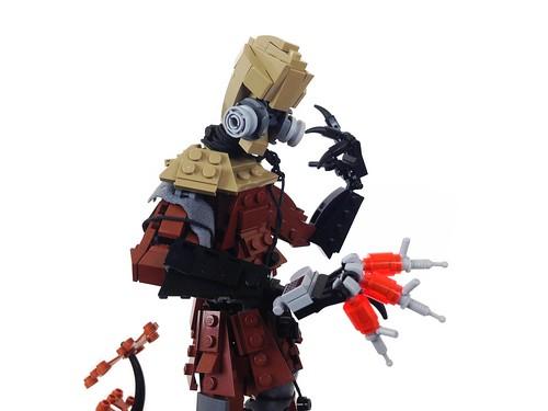 Scarecrow: Eye to Eye?