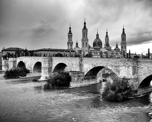 23 Puente del Pilar - Pedro Romero | by Asociación Amigos Fotografos
