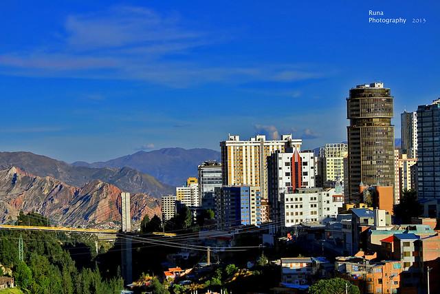 Skyline La Paz