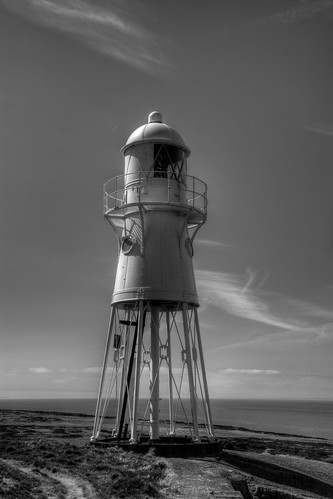 Black Nore Lighthouse Portishead