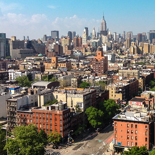Above The Lower East Side | by bozer★