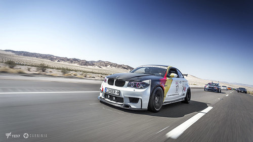 BMW 1M heading to MFest 2013 Las Vegas | by I am Ted7