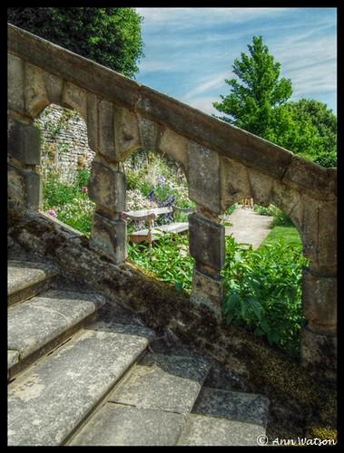 Fountain Terrace Garden!