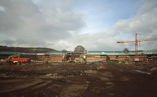 The Construction of Meadowhall Shopping Centre, Sheffield | by The JR James Archive, University of Sheffield
