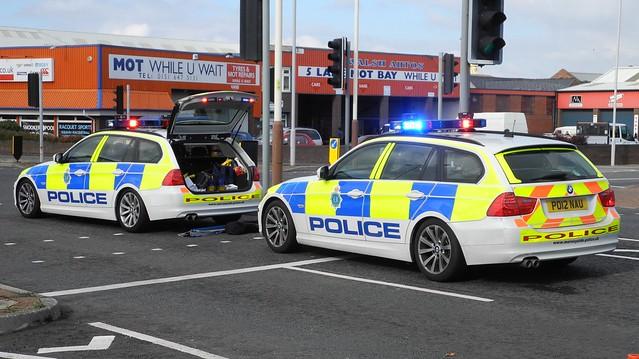 Merseyside Traffic Police