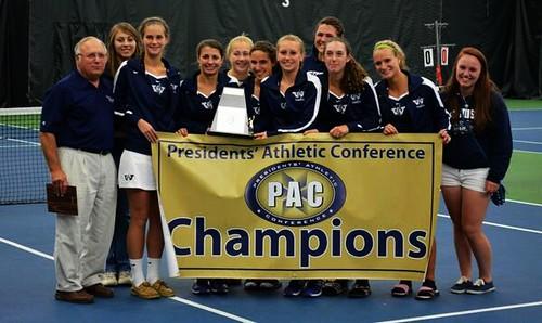 2013 PAC Women's Tennis Champs