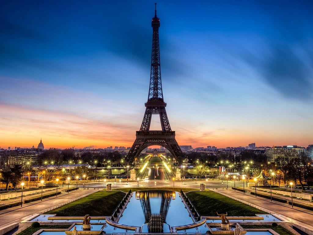 Eiffel Tower Paris Hd 1600x1200 Sargenethan Flickr