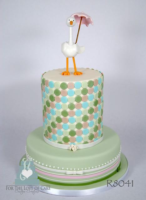 R8041-stork-baby-shower-cake-toronto-oakville