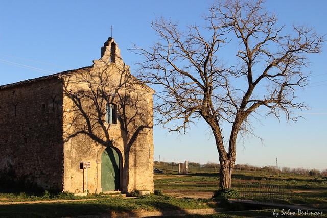 Mazzarino chiesa Madonna delle Grazie