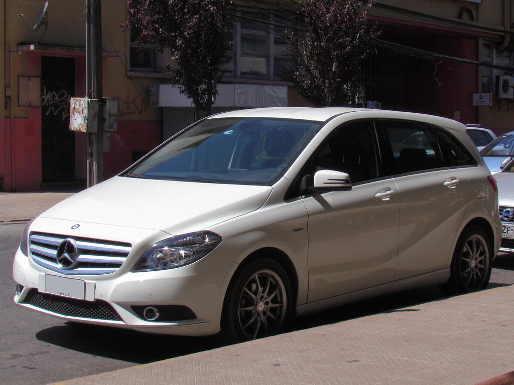Mercedes Benz B 180 CDi 2012