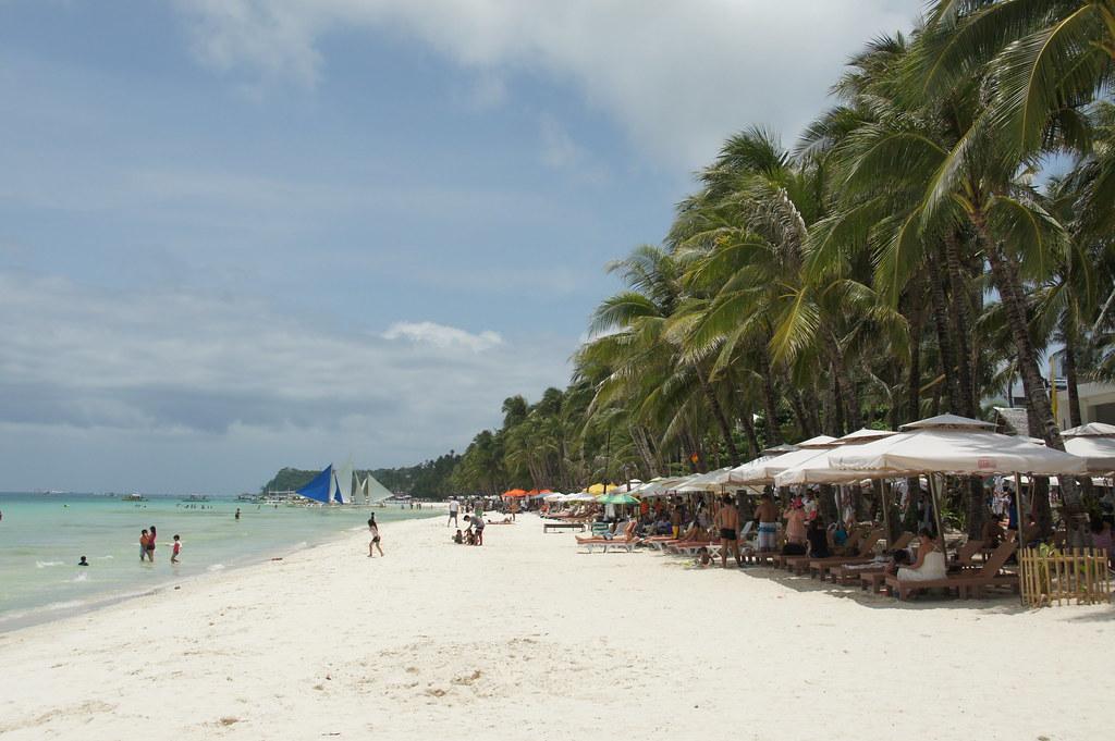 Boracay, Philippines, April 2014