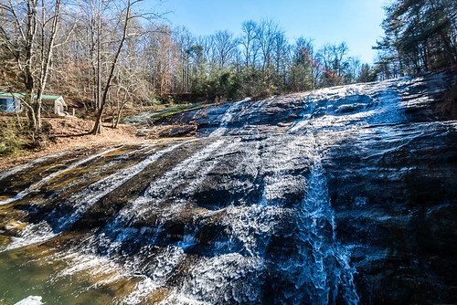 nature water landscape waterfall unitedstates january northcarolina falls 2015 wilkescounty moravianfalls