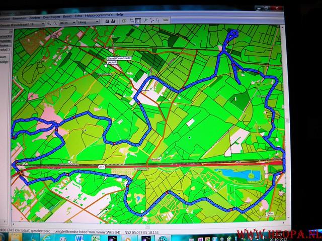 20-10-2012     Wedeblick-   Driebergen        25 Km (175)