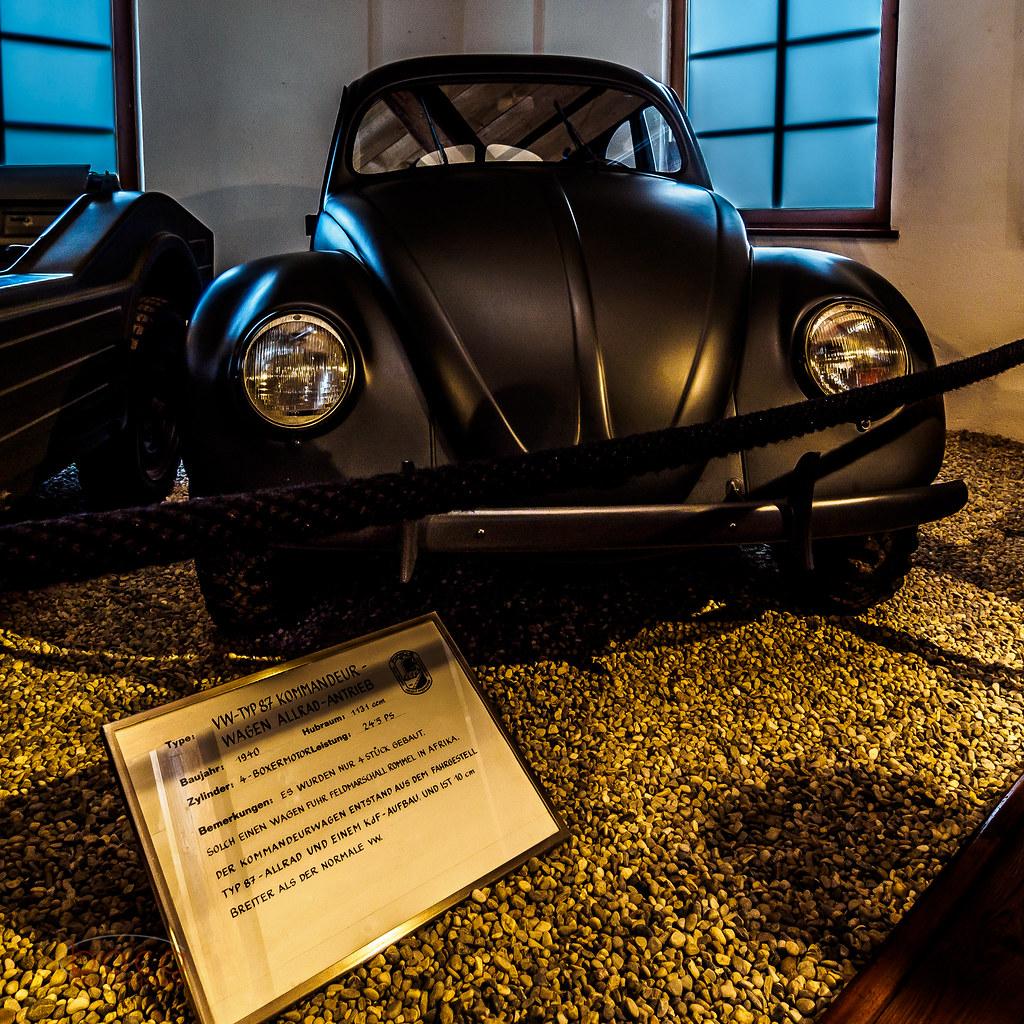 Gmünd - Porsche museum