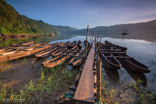 Boats of Tamblingan