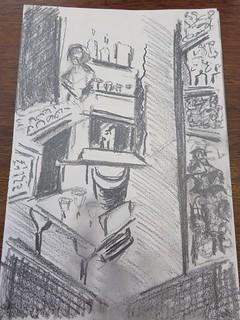 46e sketchcrawl 2015 01 31  055 (Copier) | by Marie France B