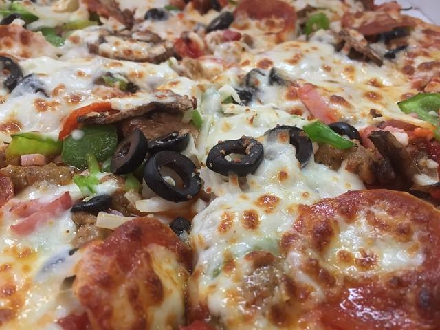Supreme #Pizza, by Papa John's - h4178