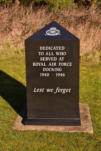 Memorial front