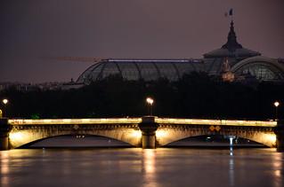 Crue de la Seine 2016 - Paris, Pont de la Concorde | by EclairagePublic.eu