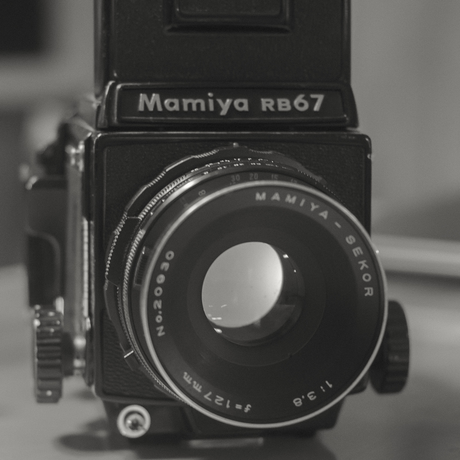 Camera Review Blog No. 40 - Mamiya RB67