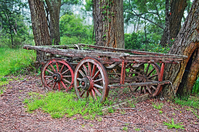 The Old Cart