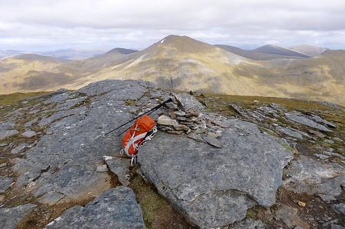 Summit of Sgurr Breac | by Nick Bramhall