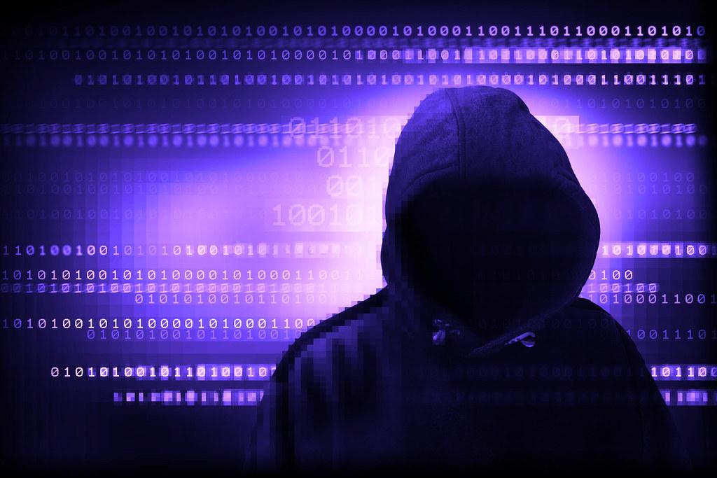 Hacker Symbol Photo - Hacking - IT - Security - magenta | Flickr