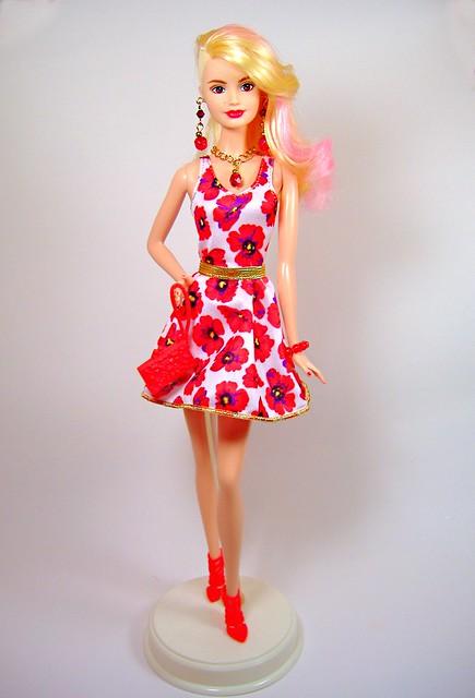 Poppy in poppies #1