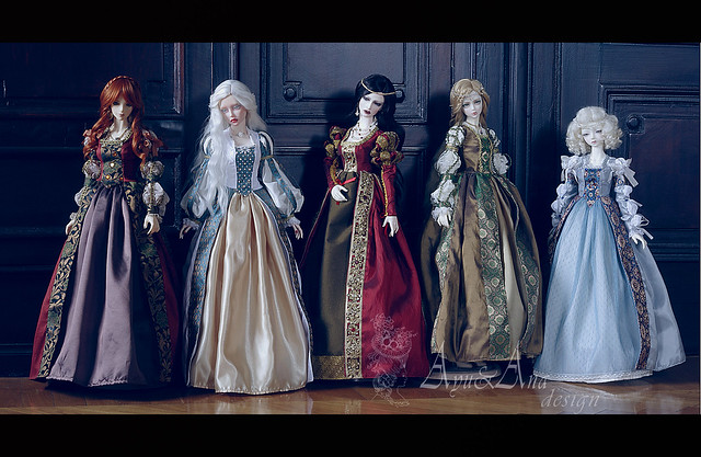 The Royal Jewels collection