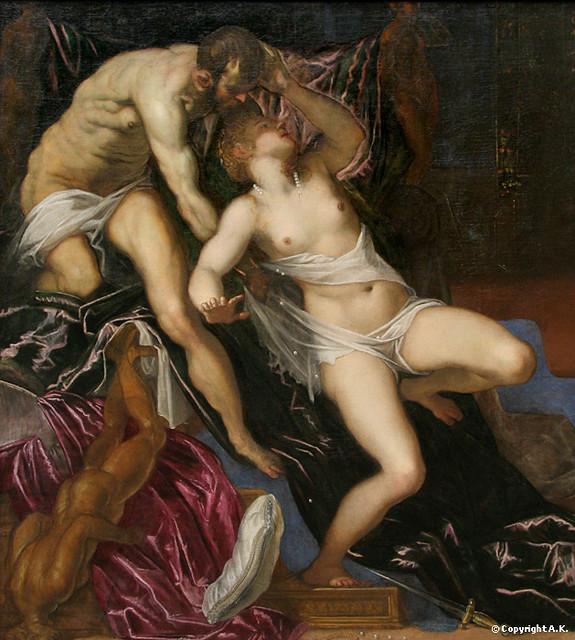 +1585 La violación de Lucrecia