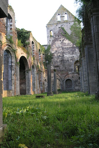 Abbaye d'Aulne | by vdhaeyere