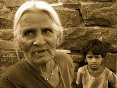old & young   by SriHarsha PVSS