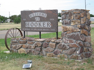Welcome to Hooker | by funny strange or funny ha ha
