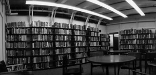 Late Night at Uris Library | by Hobbes vs Boyle