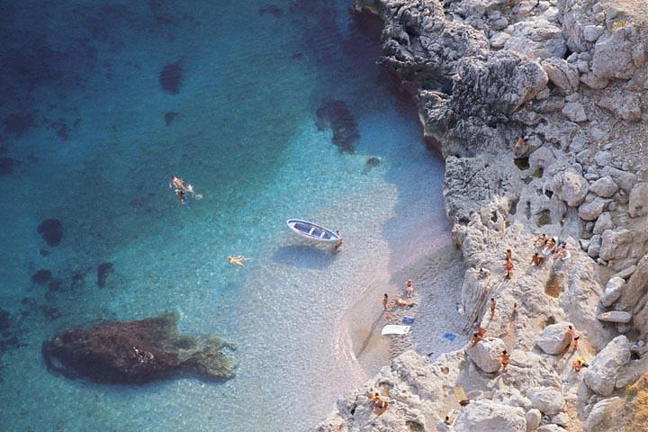 Tiny, Gorgeous Beach (1)